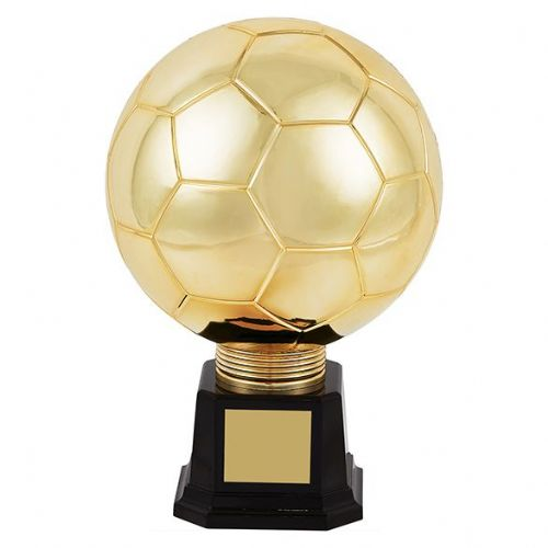 Planet Football Legend Rapid 2 Trophy Gold 215mm